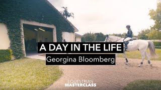 A Day In The Life Georgina Bloomberg