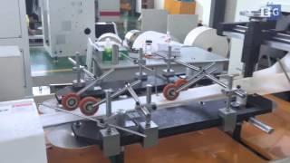 Станок для производства пакетов под хлеб RZ 250(Предлагаем вашему вниманию видео работы станка для производства бумажных пакетов под хлеб. С полным описан..., 2015-10-29T08:35:27.000Z)