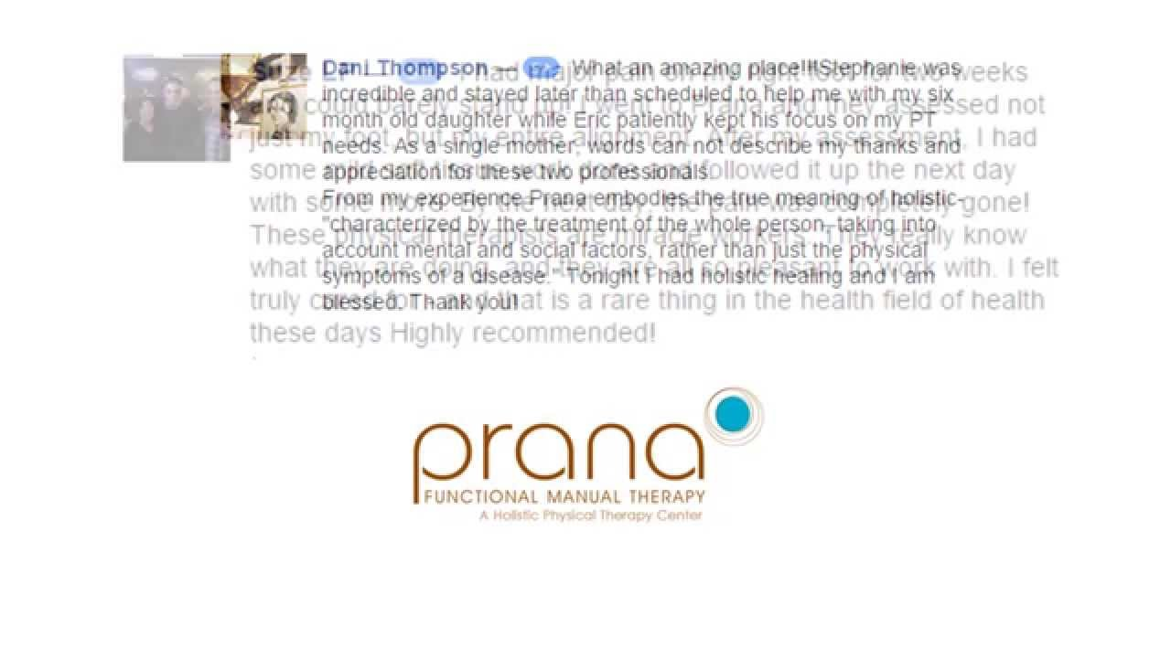 Prana Physical Therapy - REVIEWS - Lancaster (PA) Physical ...