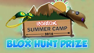 come ottenere i premi di BFG Summer Camp da Blox Hunt (ROBLOX)