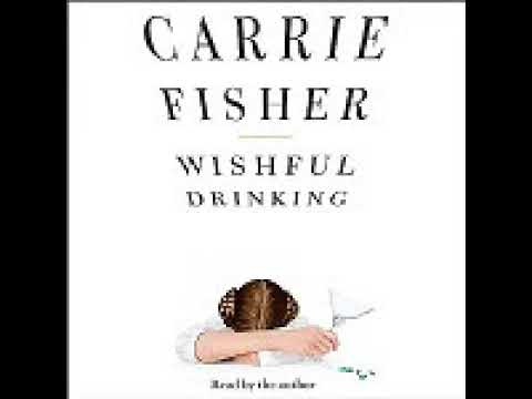 Wishful Drinking by Carrie Fisher book