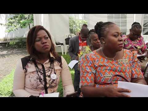 Café presse sur les violences faites aux femmes pour les 16 jours d'activisme avec l'UCOFEM