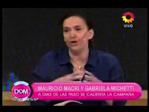 (video) GABRIELA MICHETTI QUIERE ELIMINAR LOS SUBSIDIOS DE GAS, LUZ Y TRANSPORTE