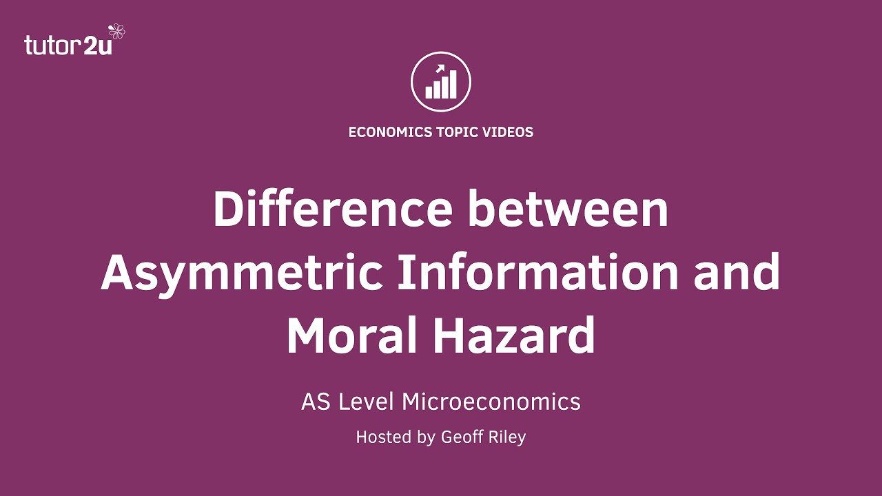 moral hazard asymmetric information and ipo