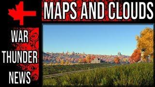 War Thunder - Update 1.89 Devblog - New Maps and Clouds