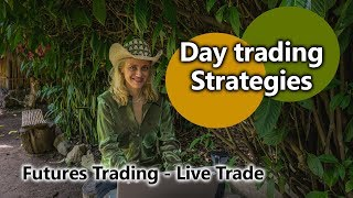 Futures Trading - Live Trade | Daytrading Strategies