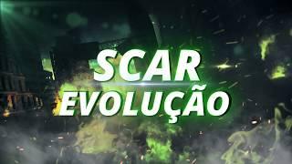 Incubadora: EVOLUÇÃO SCAR TITAN | FREE FIRE