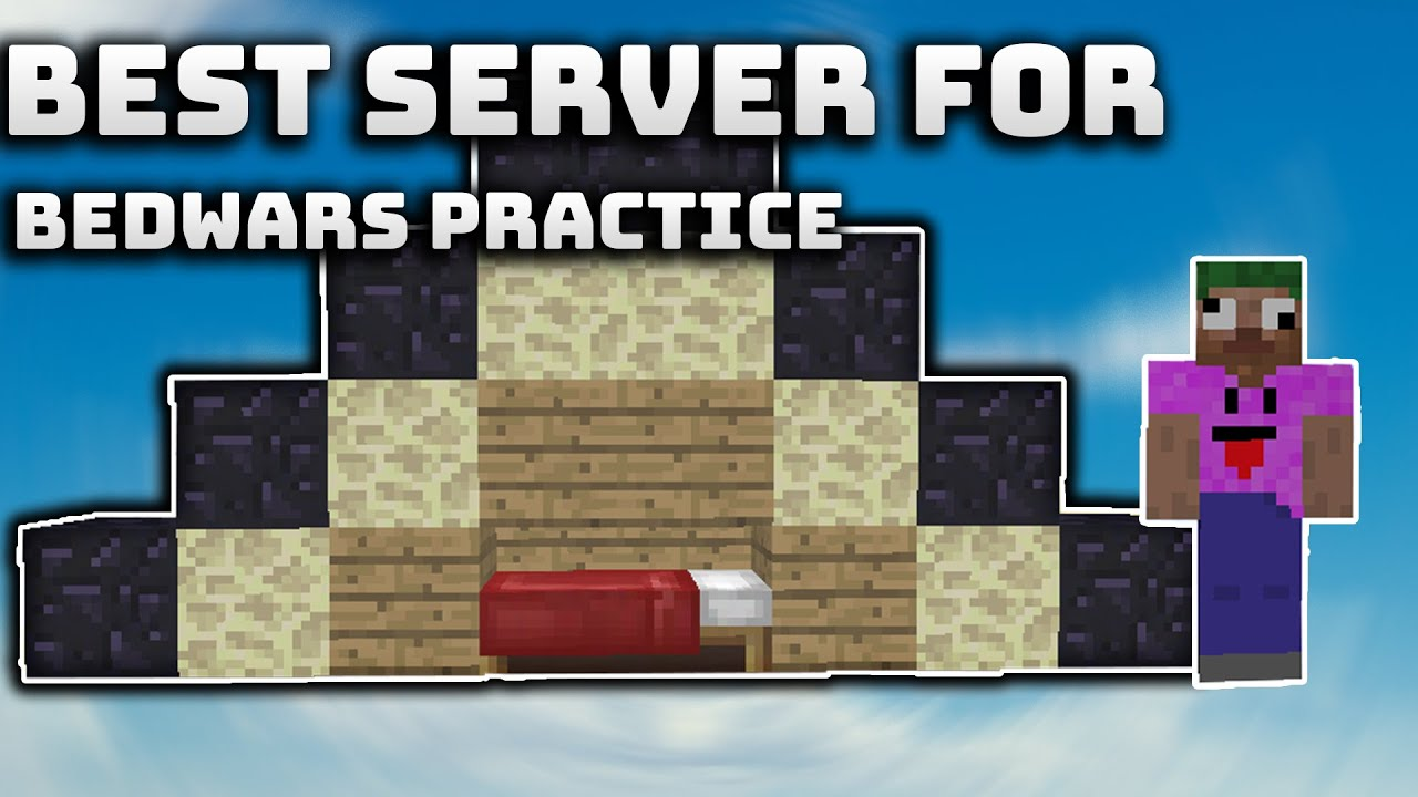 Best server for Bedwars Practice YouTube