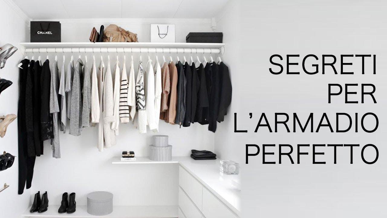 Come Organizzare Un Armadio.Segreti Per L Armadio Perfetto Consigli E Trucchetti Per