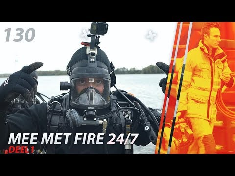Fire Department & Police 24 hours with FIRE 24/7 part 1