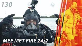 Brandweer & Politie 24 uur mee met FIRE 24/7 deel 1 👮