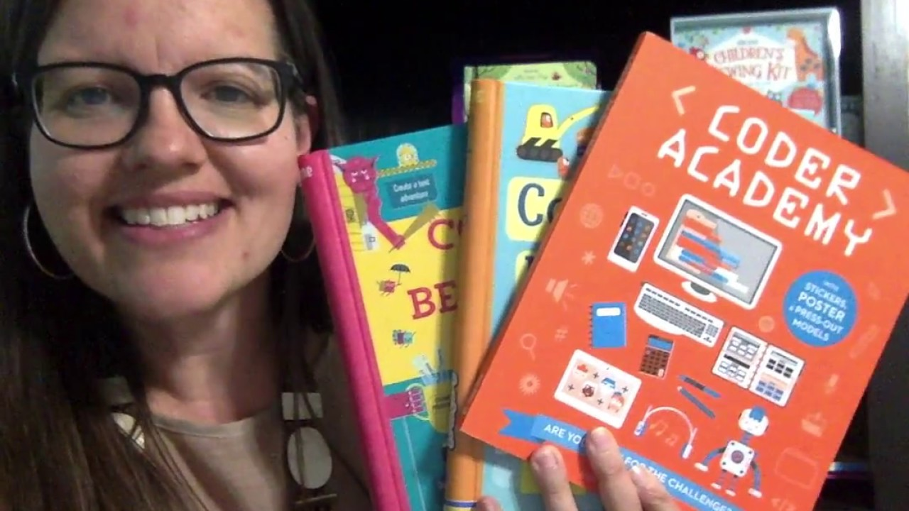 Which Coding Book From Usborne Books More Is Right For