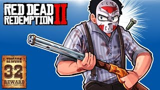 I HAVE TO GET OFF THIS ISLAND! - RED DEAD REDEMPTION 2 - Ep. 32!