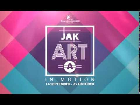 """Jakarta in Motion"" - Motion Graphic"