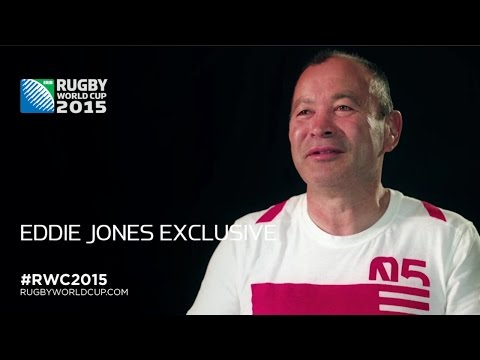 Exclusive: England's new head coach Eddie Jones
