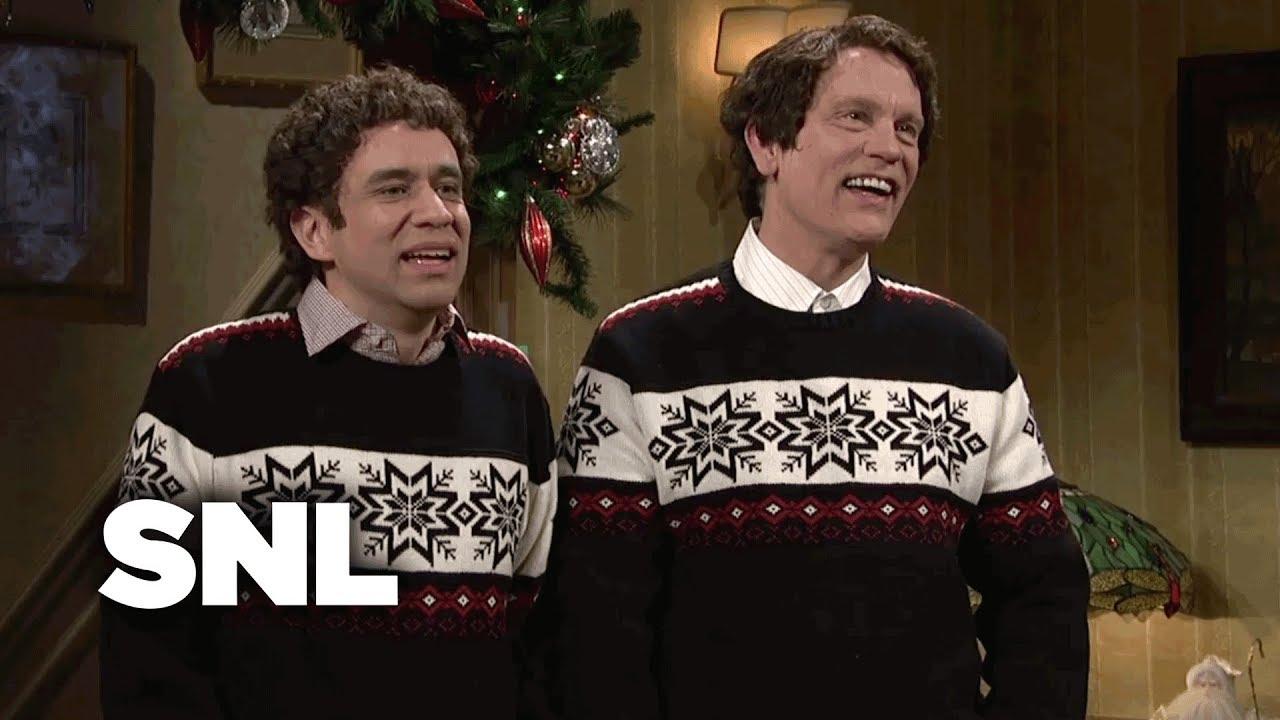 Calculator Christmas Gift (John Malkovich) - SNL - YouTube