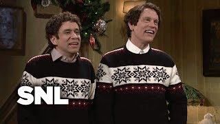 Calculator Christmas Gift (John Malkovich) - SNL