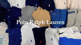가을에 입기좋은 20가지 폴로랄프로렌 패션하울 | 기본…
