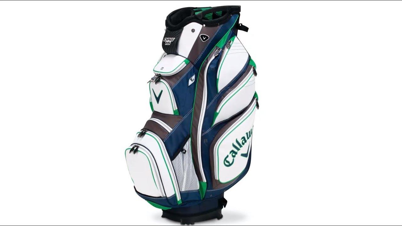 Callaway Org 14 15 Cart Golf Bags