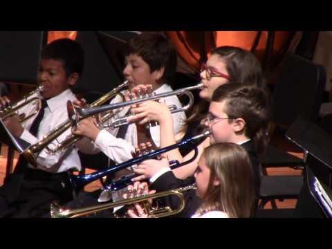 CMS 6th Grade Band 2016 Dramatico