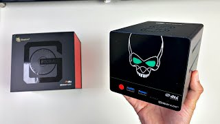 BEELINK GS King X Android TV Box + NAS System - Full Review - Any Good?
