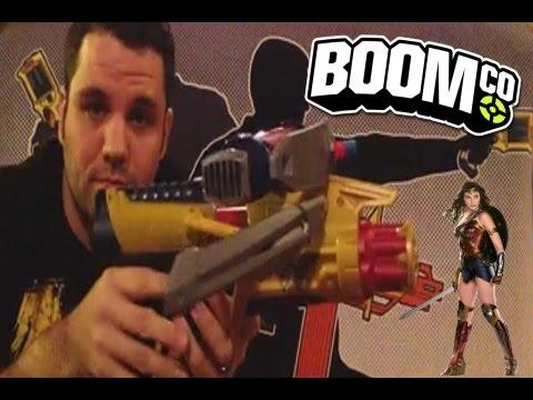 Boomco Batman v. Superman Wonder Woman Gauntlet Grip and Amazonian Crossbow