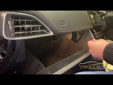 Unique Auto Developments CarPlay/Android Auto Installation Guide For Jaguar XE XF