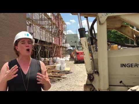 Exclusive look: Inside Belcourt Theatre construction