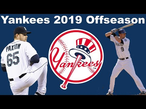 NY Yankees Offseason Moves & Highlights 2019
