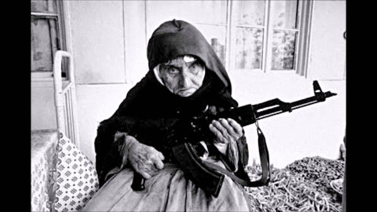 Granny Got A Gun 101