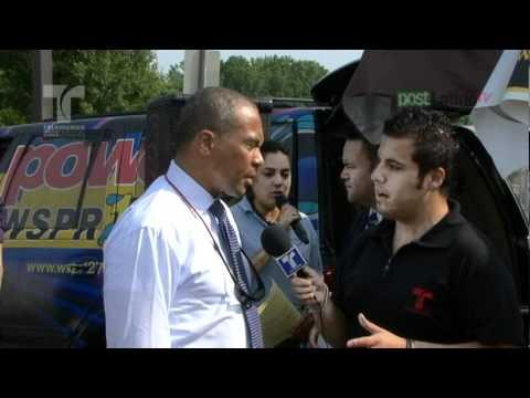 Radiomaratón a beneficio de los damnificados del tornado en Springfield, MA