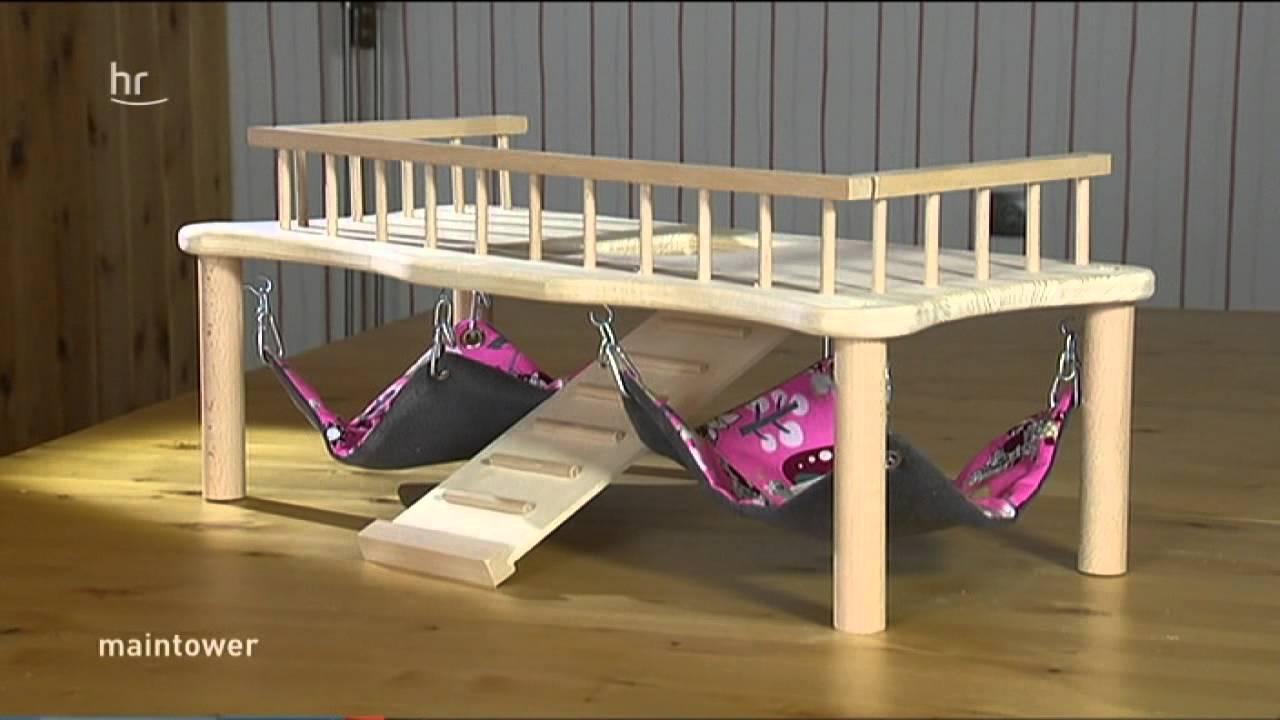 Schicke möbel für hamster und co youtube