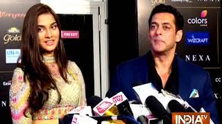 Salman Khan Introduces Dabangg 3 Girl Sai Manjrekar
