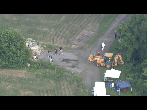 Search intensifies for four missing Pennsylvania men
