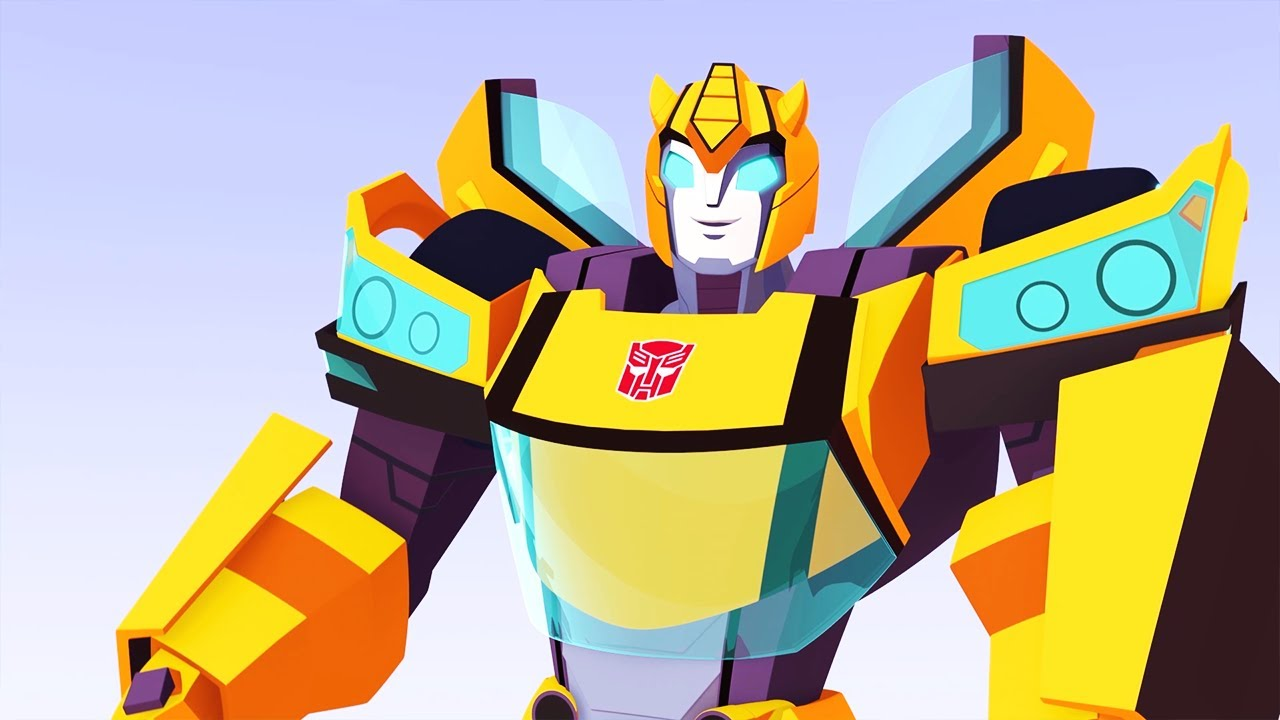 Download Meet Bumblebee | Cyberverse | Full Episodes | Transformers Official