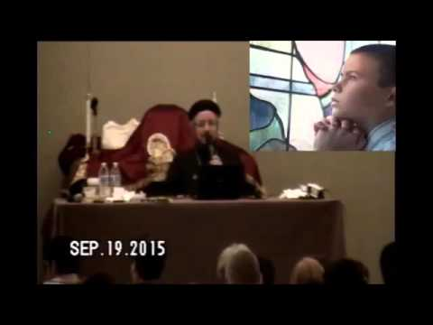 Fr. Dawood Lamey Sermon 09/19/2015 (Session #3) - Dallas Family Retreat 2015