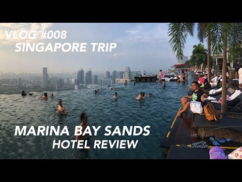 Singapore Trip - Marina Bay Sands | Hotel Review | Trip Report