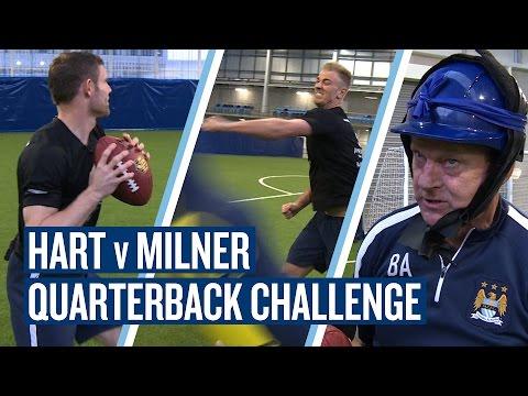 SUPERBOWL CHALLENGE   Hart v Milner