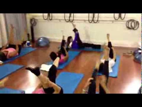 Pink Pilates - Group Mat Session