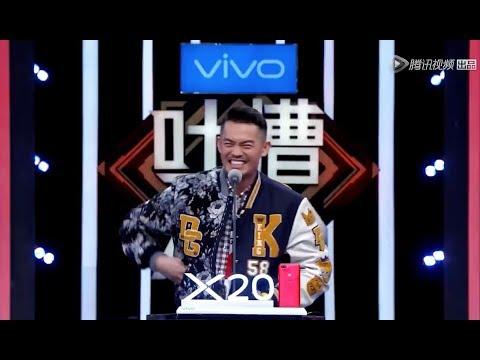 Lin Dan trying standup comedy [Eng Sub] 林丹吐槽国足(中英字幕)