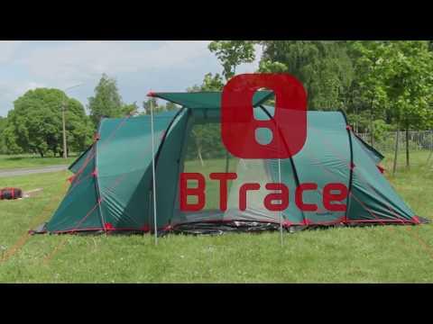 Палатка  BTRACE  RUSWELL 4 6