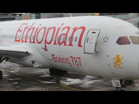 Ethiopia Airline, One year after Inauguration direct flight  Vienna - Addis Ababa