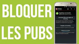 AdAway : Bloquer les Publicités sur Android