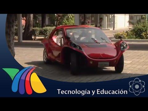 Crean carro elctrico a bajo costo | Noticias de Tecnologa