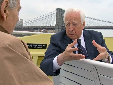 David McCullough's heroes of history