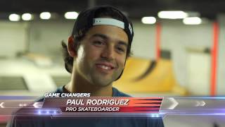EA SPORTS Game Changers / Frosted Flakes®: Paul Rodriguez and a Love of Skateboarding