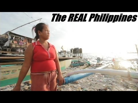 Travel to the Real Philippines - Trip to the Philippines - Poverty is no surprise!