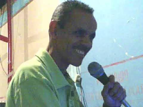 Salve Sabrosa  canta Jerauld Sanchez con el combo Antillano.
