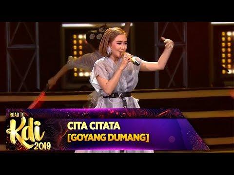 SERU!! Yuk Nyanyi Lagi Bareng Cita Citata [GOYANG DUMANG] - Road To KDI 2019 (24/6)
