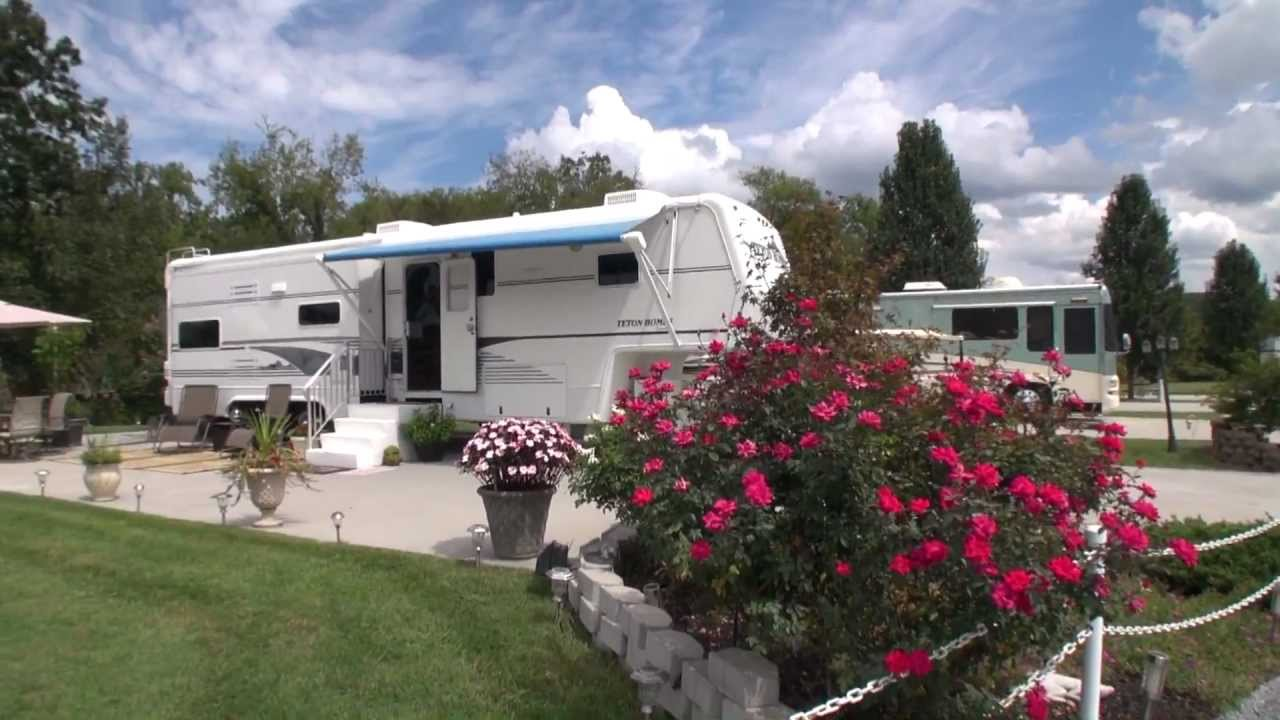River Plantation Rv Resort Pigeon Forge Rv Resort Hd